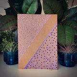 "Card - Handpainted Bejeweled 5""x7"""