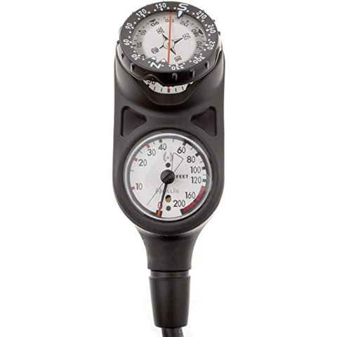Hollis Max Depth Console With Compass