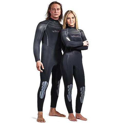7mm Quantum Stretch Full Suit