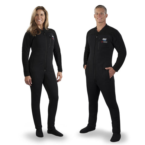 DUI Polartec® PowerStretch® Pro Jumpsuit 300 45°-60°F