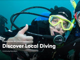 Inscription Discover Local Diving PADI