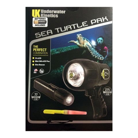 UK Sea Turtle Pak
