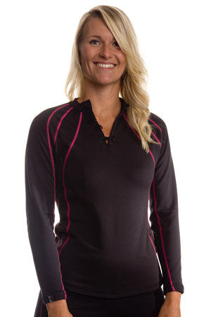 Fourth Element Drybase Long Sleeve Top, Femme