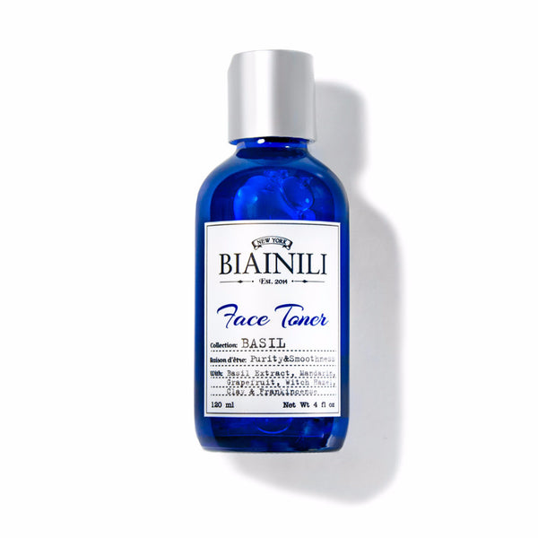 PURPLE BASIL MATTIFYING FACE TONER - BIAINILI