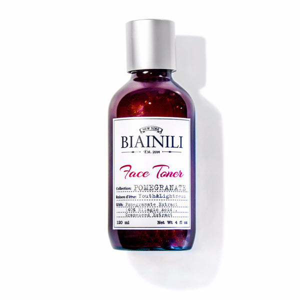 Pomegranate Revitalizing Antioxidant Face Toner - BIAINILI