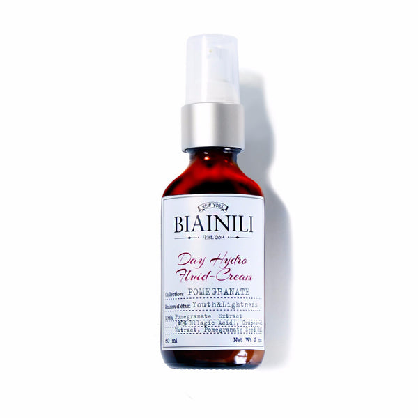 Pomegranate Day Hydro Antioxidant Face Fluid Cream - BIAINILI