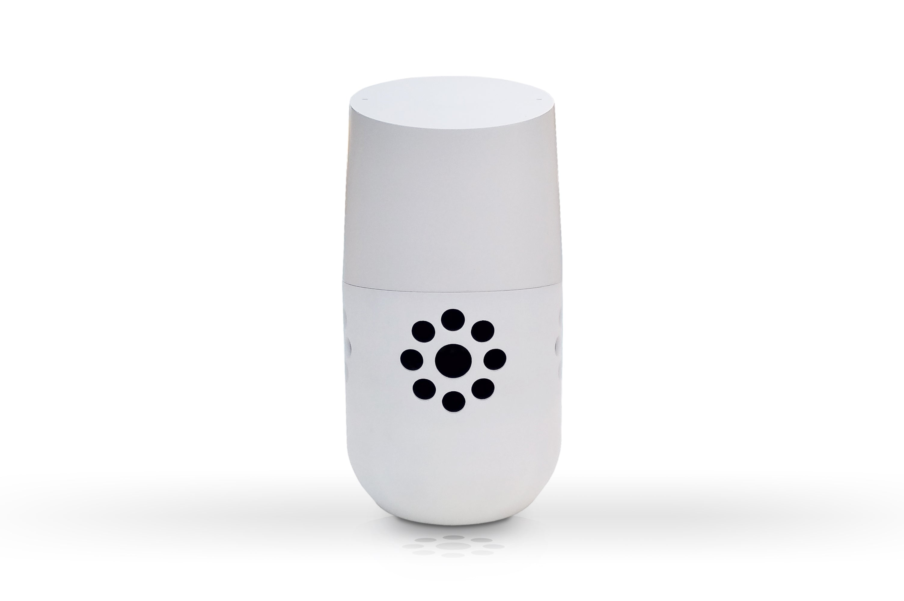 BatteryBoot™ for Google Home - White<br>for over 24 hours of battery life!