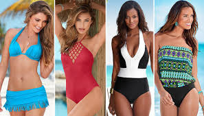 Choosing a Swimsuit for your Body Type