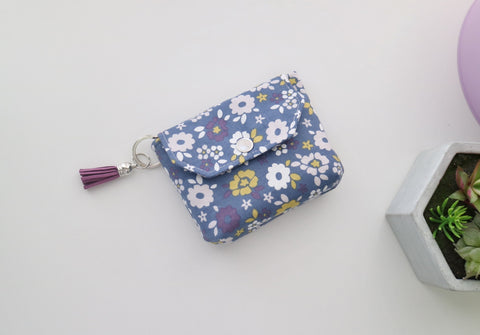 Flappy Coin Purse Free Pattern and Tutorial – Dailylike Canada