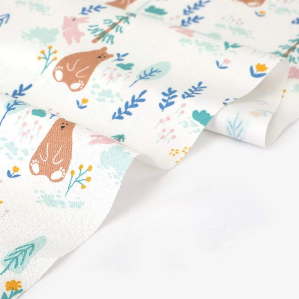 "Design Fabric (Cotton 20C) : Hide and Seek 42"" Wide"