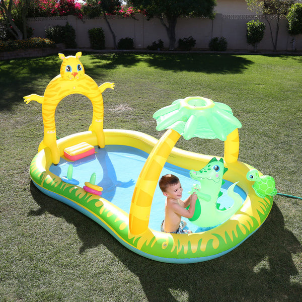 Jungle Safari Play Pool,