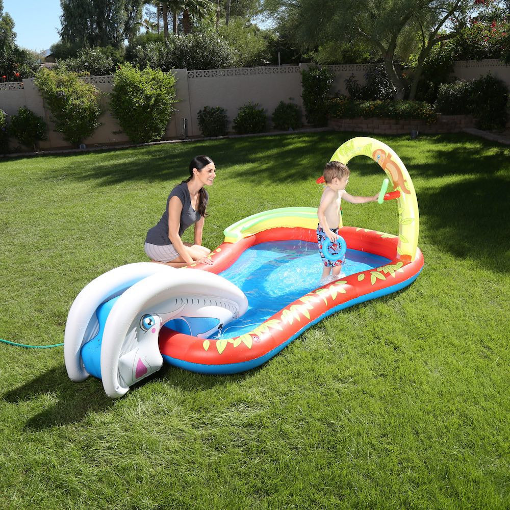 Interactive Play Pool,