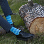 Men's Natural Mix Set Socks