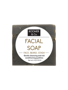 Best Natural Facial and Beard Soap