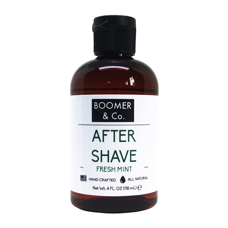 Fresh Mint Aftershave - Boomer & Co.