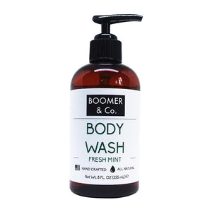 Fresh Mint Body Wash - Boomer & Co.