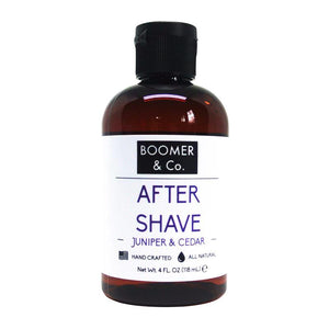 Juniper & Cedar Aftershave - Boomer & Co.