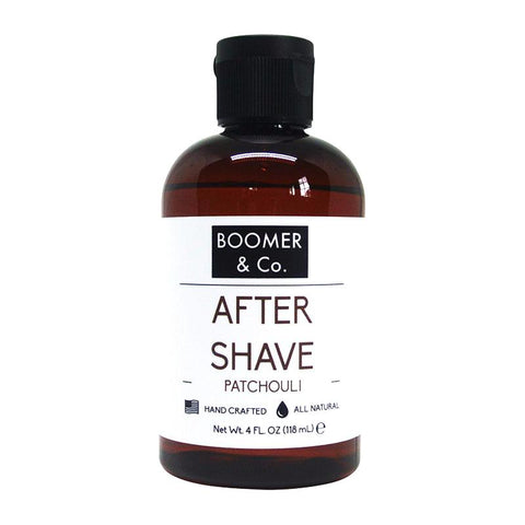 Patchouli Aftershave - Boomer & Co.