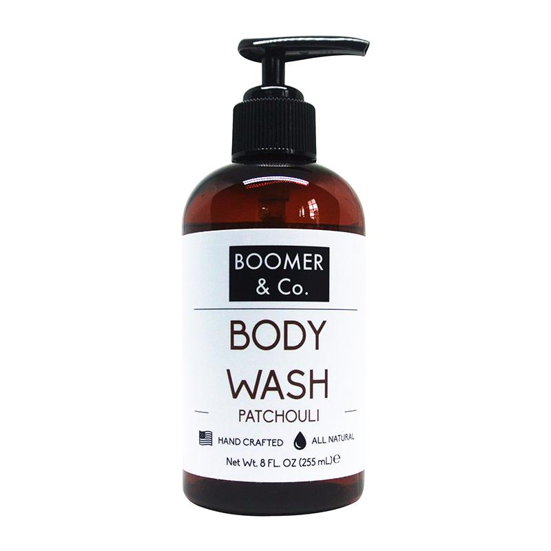 Patchouli Body Wash - Boomer & Co.