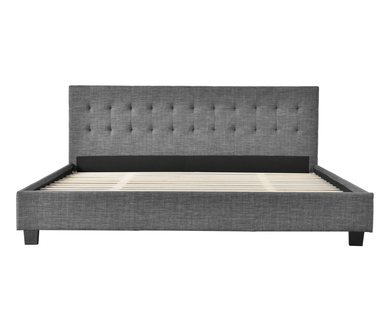 Bed Frame & Mattress Bundle (Super King, King, Queen) - Grayson