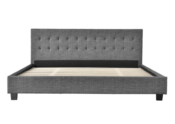 Grayson Fabric Bed Frame (Double, Queen, King)