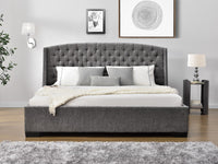 Bed Frame and Mattress Bundle (Super King, King, Queen) - Hampton Elite