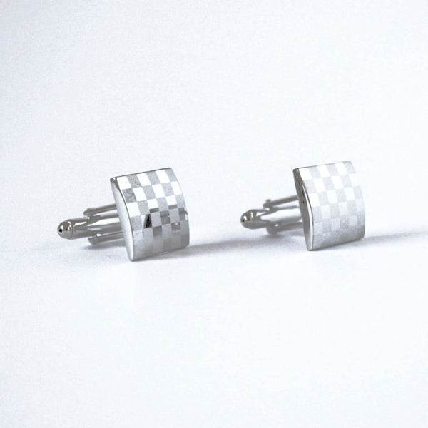 Check Mate Cufflinks