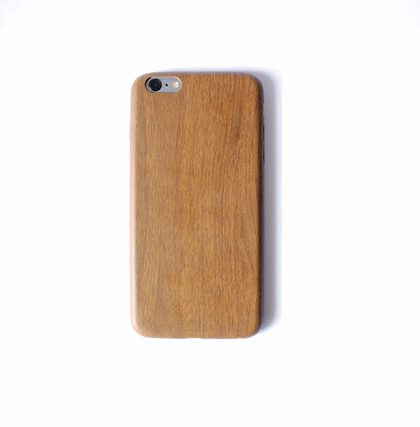 English Oak Colour iPhone 6S/6 Plus Case