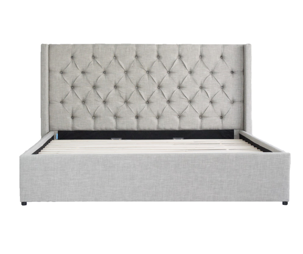 *NEW MODEL* Bed Frame (Super King, King, Queen) - Milano Royale