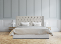 *NEW* Bed Frame and Mattress Bundle (Super King, King, Queen) - Milano Royale