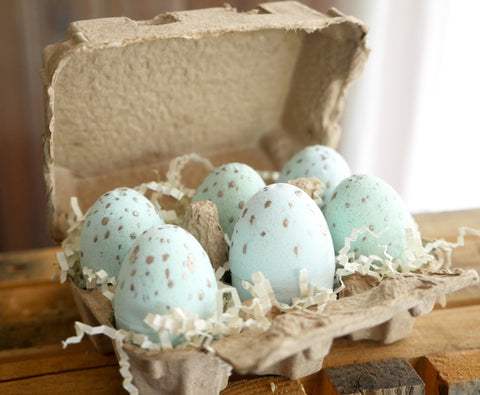 Farm Fresh Egg Bath Bombs