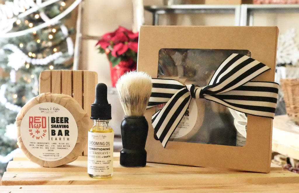 Gift Box Grooming Set