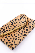 I've Got It Leopard Clutch - CLU1012LE
