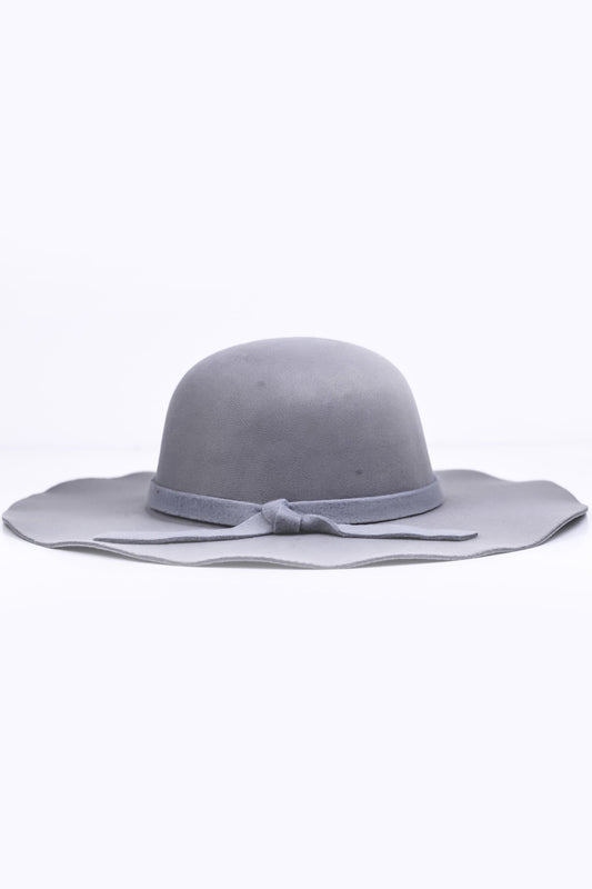 Gray Floppy Hat - HAT1064GR