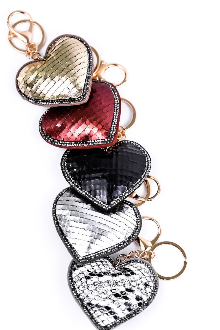 Heart Keychain - KEY1067