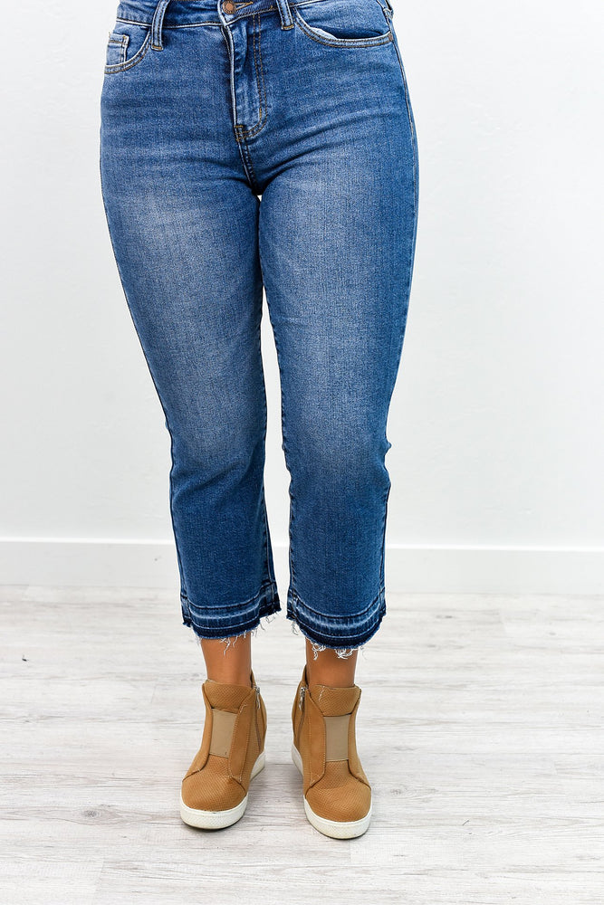 You Think You've Jean It All Medium Denim Jeans - K327DN