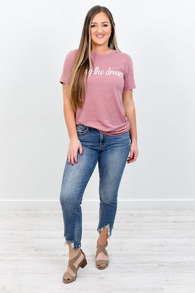 Nothing But Girl Talk Light Denim Jeans  - K393DN