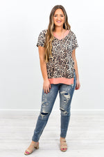 Hold The Phone Medium Denim Distressed Jeans - K403DN