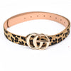 Tan Leopard/Gold Belt - BLT1069TN