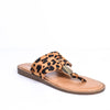 Walk The Other Way Leopard Sandals - SHO1819LE