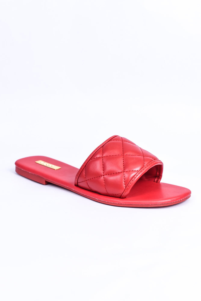 Every Little Step Red Sandals - SHO1849RD