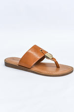 Lighting Up My Life Tan Sandals - SHO1850TN