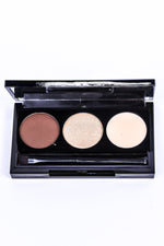 Pro Brow Palette - Dark Brown - PBP03DBR