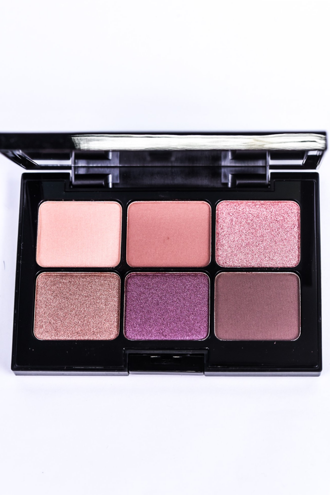 6 Shade Eyeshadow Palette - Berry Palette - ETM103BE
