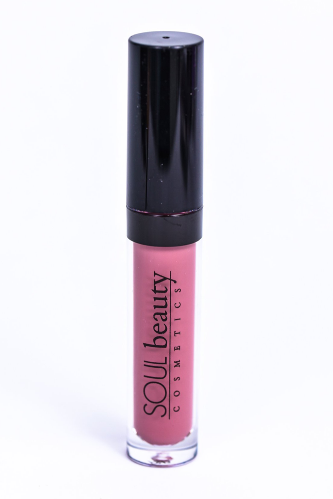 'Desire' Light Pink Liquid Lipstick - FS43LPK