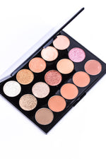 15 Shade Eyeshadow Palette - 201S - ESP201