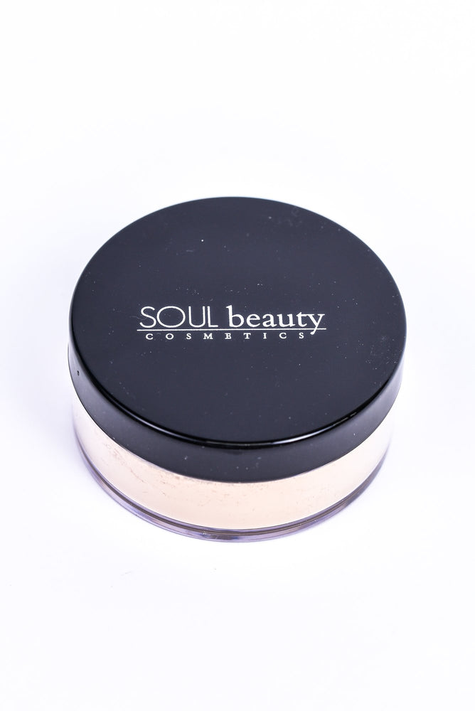 Yellow Base Loose Setting Powder - LPW101YE