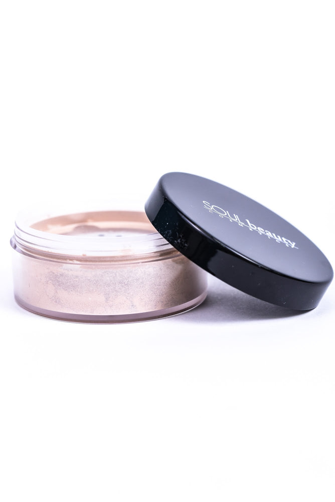 'Guilty Pleasure' Pearl/Silver Loose Highlight Powder - LPW110PR