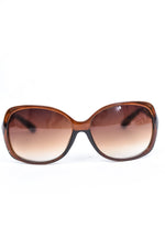 Brown Frame/Brown Ombre Lens Sunglasses - SGL273BR - FREE hard case