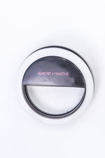 Black Selfie Ring Light - BTY023BK